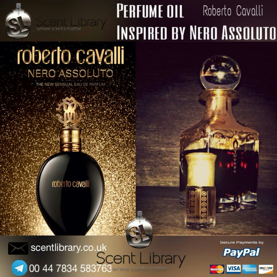 Nero Absoluto nero absoluto inspired scentlibrary co uk